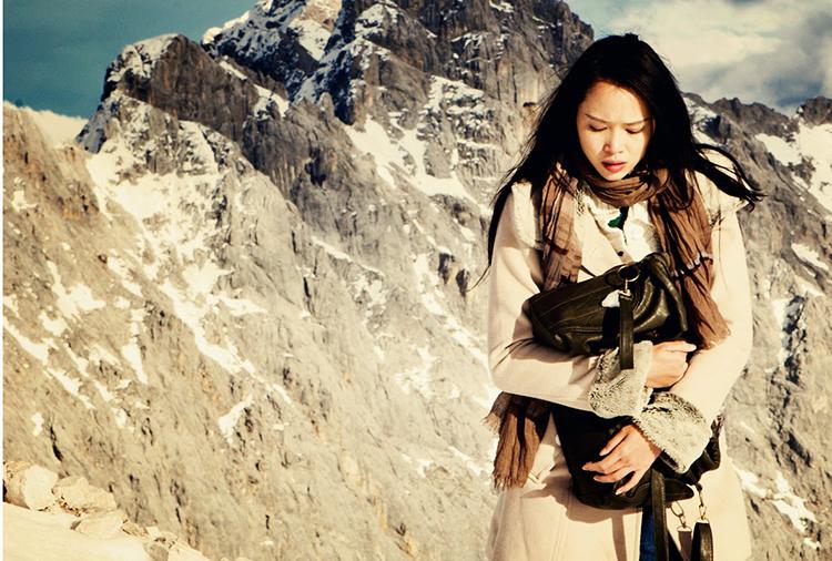 """""""Quyên"""" là tác phẩm điện ảnh chuyển thể từ tiểu thuyết cùng tên của Nguyễn Văn Thọ."""