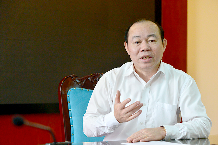 Ông Nguyễn Ngọc Bảo