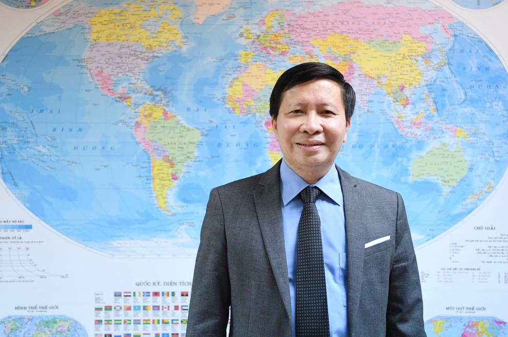 Phó Tổng giám đốc Đài TNVN Vũ Hải Quang