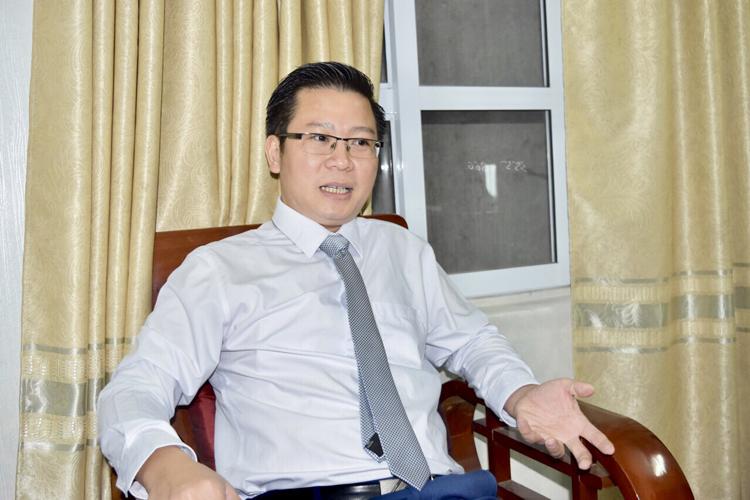 Luật sư Nguyễn Văn Tuấn, Giám đốc Công ty Luật TGS