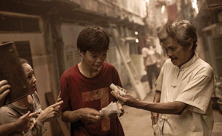 """""""Ròm"""" của đạo diễn Trần Thanh Huy, đạt doanh thu hơn 60 tỷ đồng."""