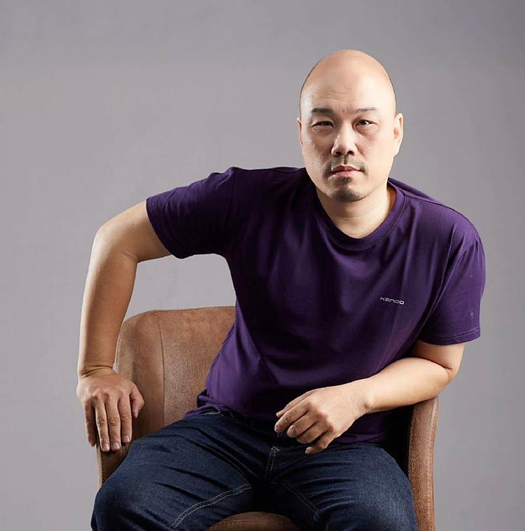 Đạo diễn, Nghệ sĩ Nhân dân Triệu Trung Kiên.