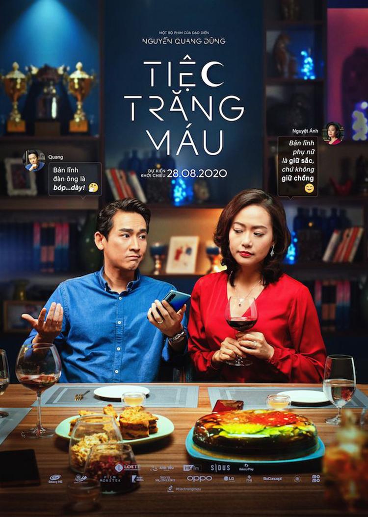"""""""Tiệc trăng máu"""" lọt top 3 phim Việt ăn khách nhất mọi thời đại."""