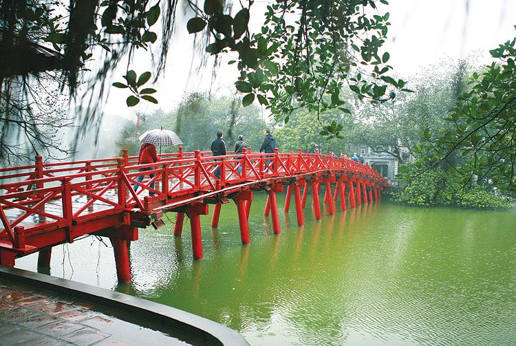 Đầu năm 2020, du lịch Việt Nam chịu thiệt hại nặng nề do dịch Covid-19. Ảnh: Hà Nguyên
