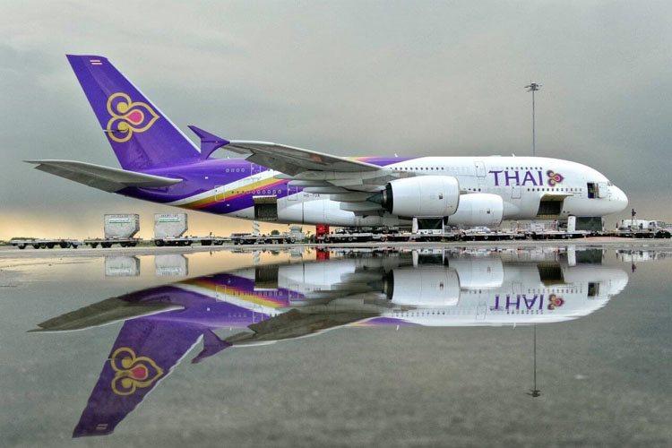 Thai Airways International từng là niềm tự hào của người Thái và là hình ảnh đại diện cho Thái Lan trên trường quốc tế. (Ảnh: KT)