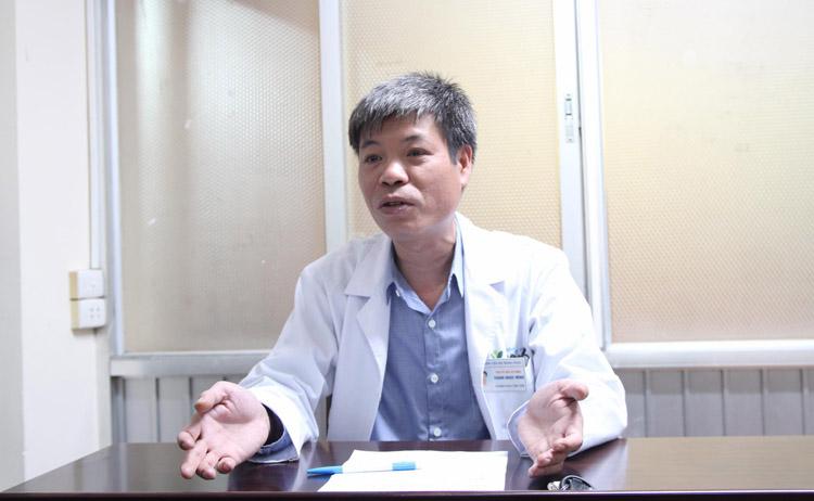 Ths.BSCKII Thành Ngọc Minh
