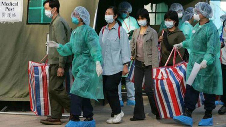 Trung Quốc tiếp tục ghi nhận thêm các trường hợp viêm phổi cấp nhiễm vi-rút lạ, đã có 11 người nguy kịch. (Ảnh: KT)
