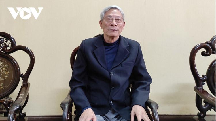 Ông Nguyễn Xuân Khu, phường Lạch Tray, quận Ngô Quyền, Hải Phòng mong muốn Thủ tướng Phạm Minh Chính sẽ tiếp tục đưa đất nước phát triển, có vị thế cao trên trường quốc tế.