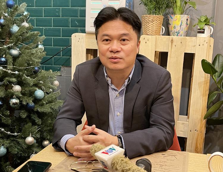 ông Dương Chí Kiên