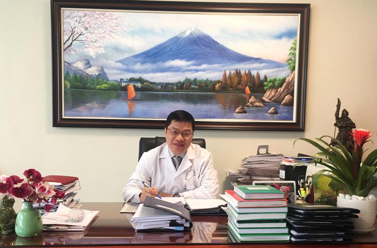 PGS.TS Nguyễn Thanh Hà, Giám đốc BV Hữu Nghị.