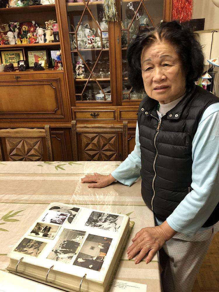 Với những đóng góp vào hoạt động của phong trào người Việt tại Pháp, gia đình hai bác Nguyễn Văn Tiến và Trần Thị Sâm đã được Đảng và Nhà nước ghi nhận xứng đáng.
