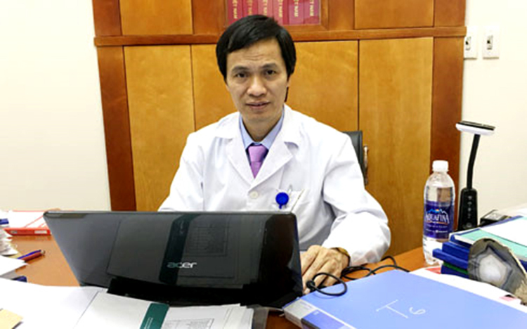 PGS.TS Đồng Văn Hệ