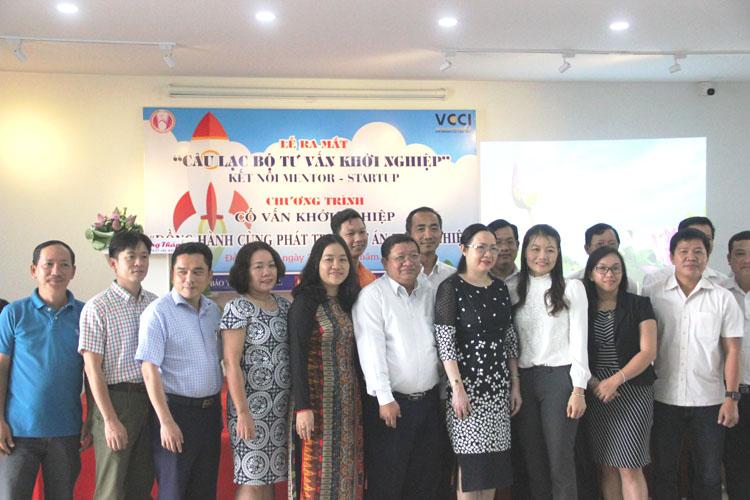 Ra mắt Mentor Club Đồng Tháp.