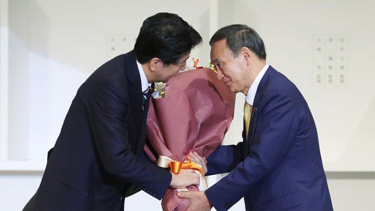 Thủ tướng Abe và nội các từ chức để dọn đường cho người kế nhiệm Yoshihide Suga. (Ảnh: Japan Today)
