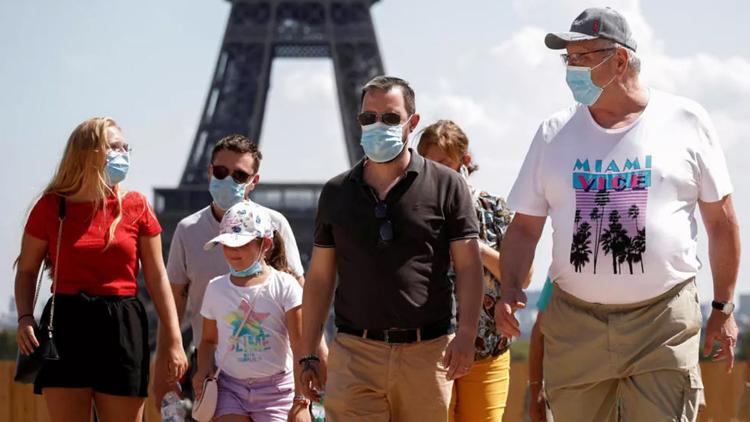 Số ca mới bị lây nhiễm dịch bệnh ở các nước châu Âu tăng nhanh và mạnh. (Ảnh: KT)