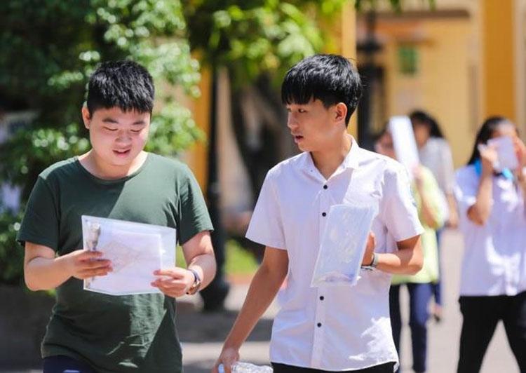 Thí sinh tham dự kỳ thi tốt nghiệp THPT 2020. (Ảnh minh hoạ: N.A)