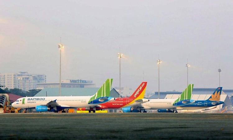 Ngành hàng không lên kế hoạch tăng cả nghìn chuyến bay dịp Tết Nguyên đán 2021.