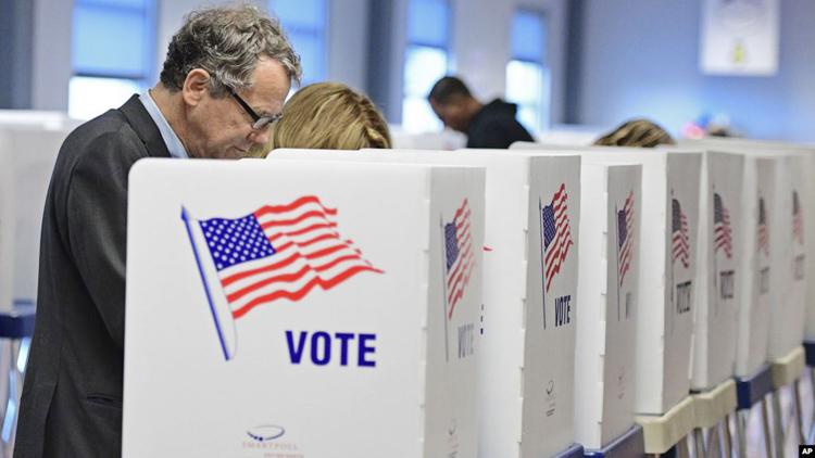 Đại dịch Covid-19 đang tác động tiêu cực tới cuộc bầu cử Tổng thống Mỹ. (Ảnh: KT)