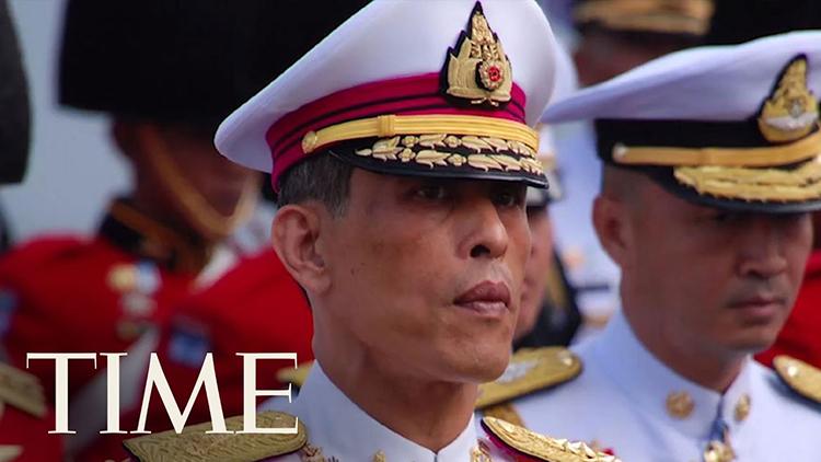 Nhà vua Maha Vajiralongkorn (Ảnh: Time)