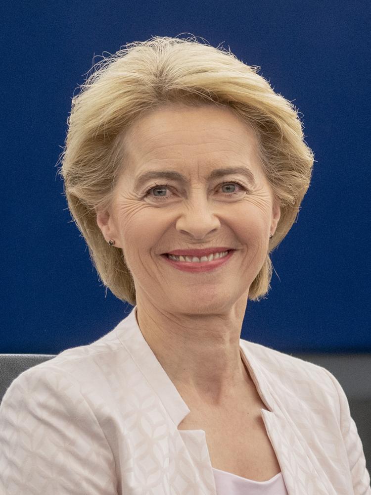 Bà Ursula Von Der Leyen