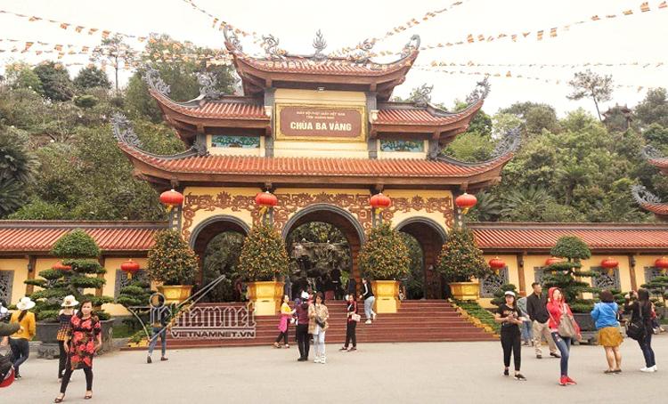 Sự việc ở chùa Ba Vàng khiến dư luận phẫn nộ.