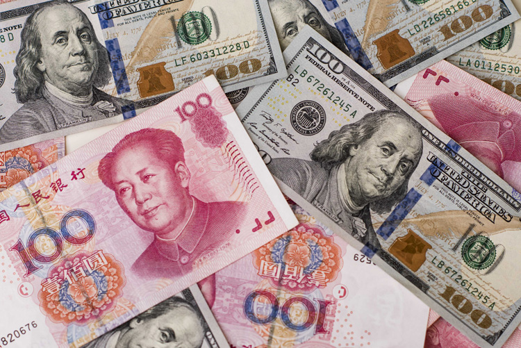 Xung khắc thương mại dai dẳng giữa Mỹ và Trung Quốc gây nhiều bất ổn cho nền kinh tế toàn cầu. (ảnh: KT)