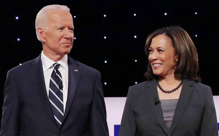 Ông Joe Biden và bà Kamala Harris. (Ảnh: Eonline)
