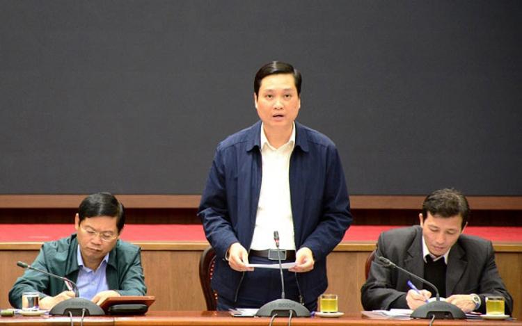 Phó Giám đốc Sở LĐ-TB&XH Hà Nội Nguyễn Quốc Khánh