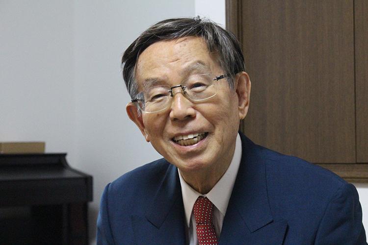 Ông Katsuhito Asano, Nguyên Thứ trưởng, nguyên Phó Chánh văn phòng Nội các Nhật Bản.
