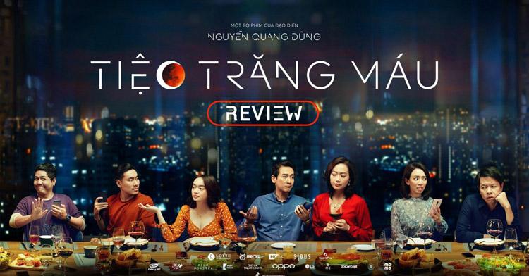 Nhiều khán giả nhận xét, Tiệc trăng máu bản làm lại của Việt Nam còn hay hơn cả bản gốc vì đã tạo ra màu sắc riêng, cá tính rõ nét hơn cho các nhân vật.