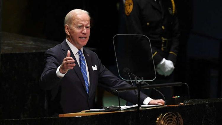 Tổng thống Biden bài phát biểu ở Liên Hợp Quốc không nhắc đến Trung Quốc căng thẳng Mỹ - Trung.
