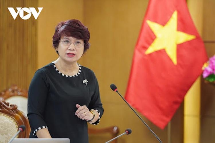 PGS.TS Nguyễn Thu Thủy, Vụ trưởng Vụ Giáo dục Đại học dự báo về điểm chuẩn đại học năm 2021.