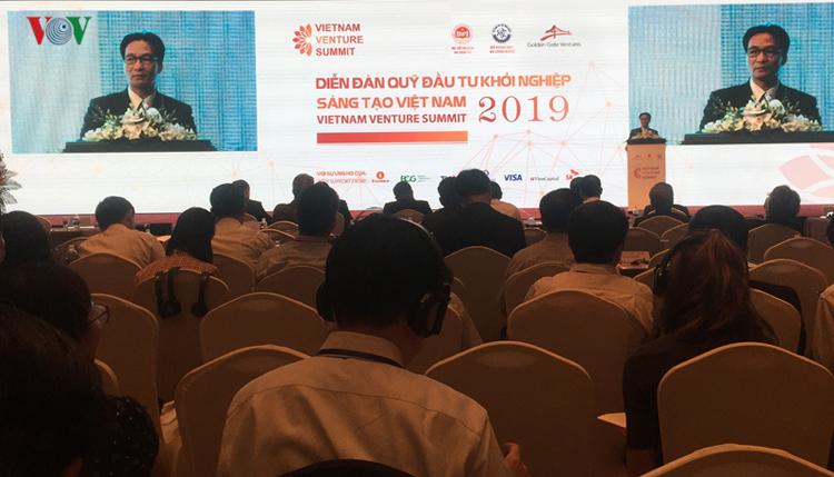 Diễn đàn Vietnam Ventures Summit 2019 đã quy tụ được hơn 100 quỹ đầu tư khởi nghiệp.