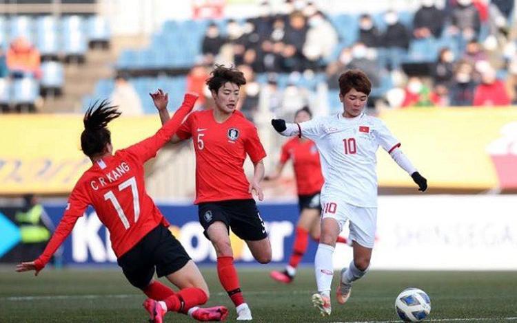 ĐT nữ Việt Nam sẽ có trận sân nhà chính thức đầu tiên sau gần 3 năm. (Ảnh: AFC).