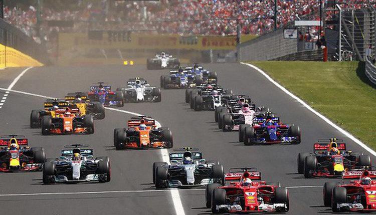 •F1 Việt Nam Grand Prix dự kiến diễn ra ngày 5/4.