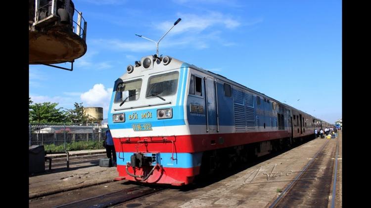 Hệ thống đường sắt Việt Nam được đánh giá là đã xuống cấp nghiêm trọng.