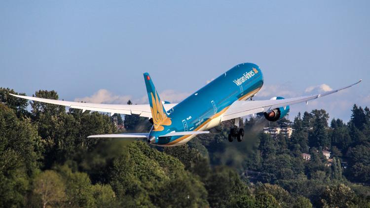 Airlines sẽ tập trung khai thác dòng máy bay lớn là Boeing 787 và Airbus A350. (Ảnh máy bay Boeing 787-10 của Vietnam Airlines)