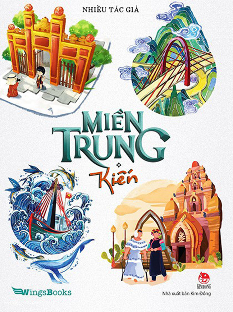 Sách tranh (picture book) thu hút sự quan tâm của bạn đọc Việt.