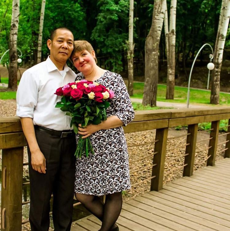 Cựu chiến binh Nguyễn Trọng Hải hiện sống với gia đình tại Liên bang Nga. (Ảnh: Nhân vật cung cấp)