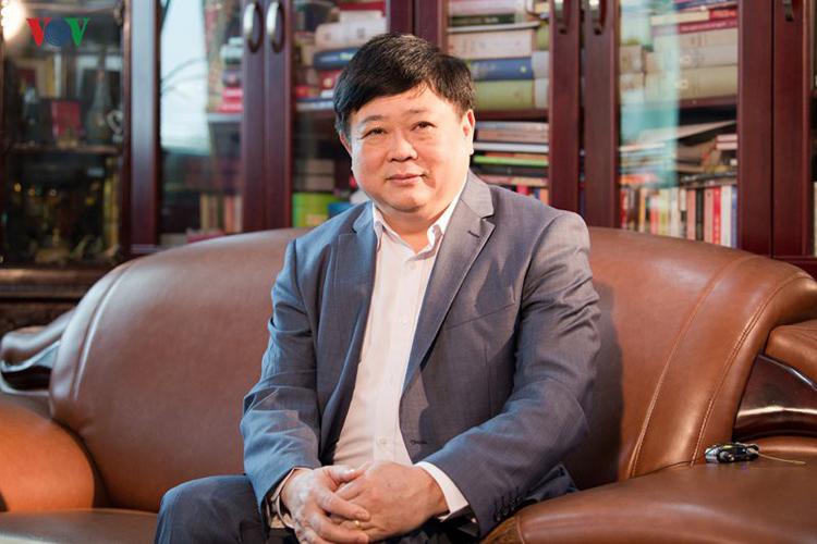 Ông Nguyễn Thế Kỷ, Ủy viên Trung ương Đảng, Tổng Giám đốc Đài Tiếng nói Việt Nam.