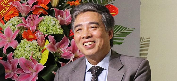 Nhà văn Trần Thanh Cảnh dành nhiều tâm huyết cho tiểu thuyết lịch sử.