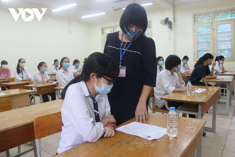 Ngày 21/2, Sở Giáo dục và Đào tạo Hà Nội vừa có thông báo về công tác tuyển sinh vào lớp 10 năm học 2021-2022.