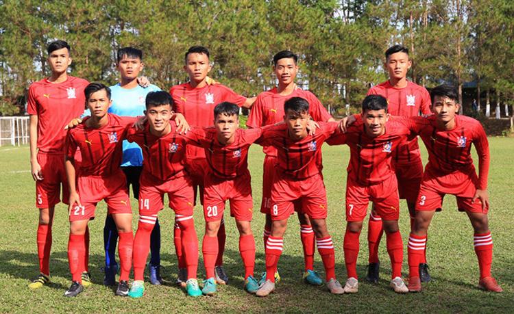 U19 Bình Định bị phạt vì dấu hiệu thiếu trung thực.