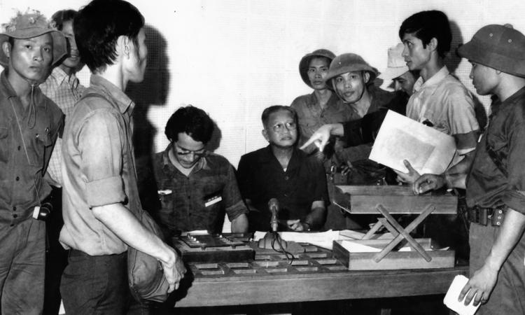 Đài Phát thanh Sài Gòn trong ngày 30/4/1975 lịch sử.
