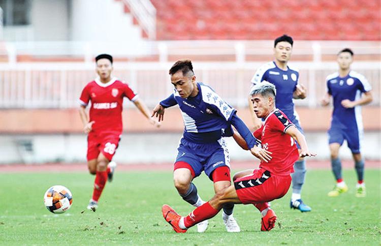 """Không dám""""mơ"""" đến chức vô địch là tâm lý chung của không ít lãnh đạo các câu lạc bộ (CLB) bóng đá chuyên nghiệp khi được hỏi về mục tiêu của đội nhà tại V.League 2020."""