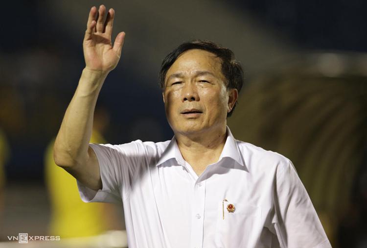 Ông Nguyễn Văn Đệ công khai nguyện vọng rút khỏi vị trí Chủ tịch CLB Bóng đá Thanh Hóa.