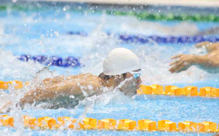 VĐV Hưng Nguyên có thành tích ấn tượng tại SEA Games 30.