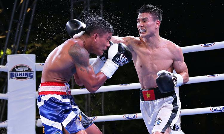 Nguyễn Văn Đương giành được một tấm vé đi Olympic là một bước đột phá của boxing Việt Nam.