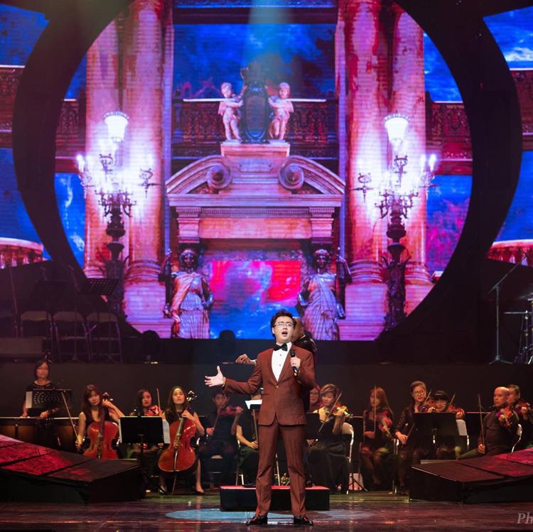 Ca sĩ Quang Tú sẽ trung thành với dòng âm nhạc cổ kính.