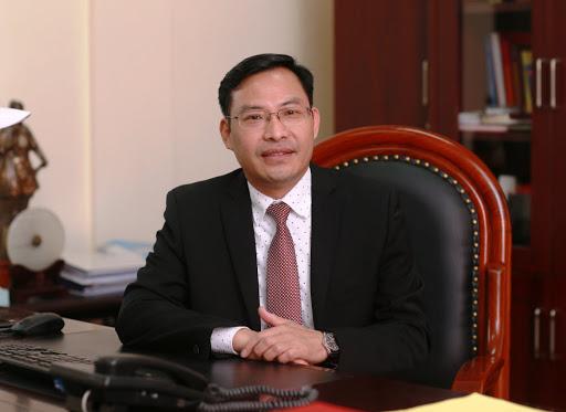 Ông Nguyễn Văn Bình, Vụ trưởng Vụ Chính sách và Pháp chế Tổng cục Dự trữ nhà nước